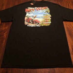 *NWT* Key West Harley Davidson Shirt